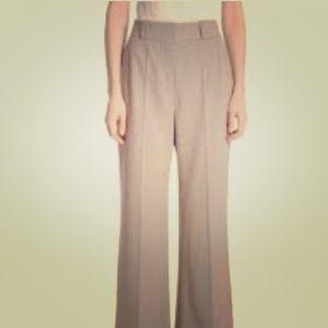Loft Brown Cuffed Trousers